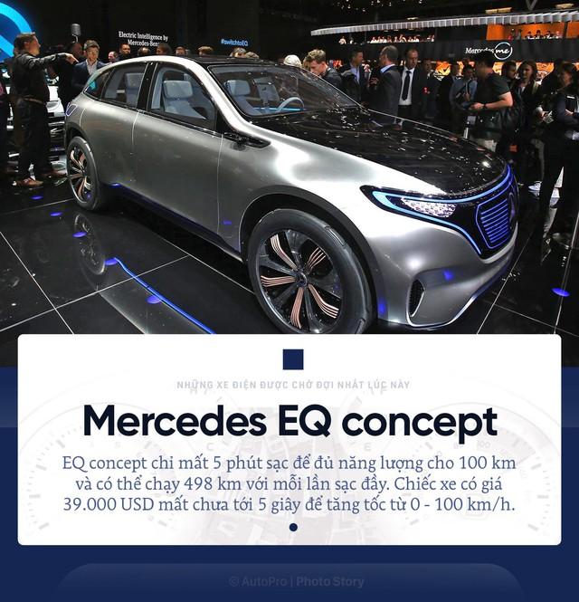 [Photo Story] 9 mẫu xe điện được chờ đợi nhất ở thời điểm hiện tại - Ảnh 4.