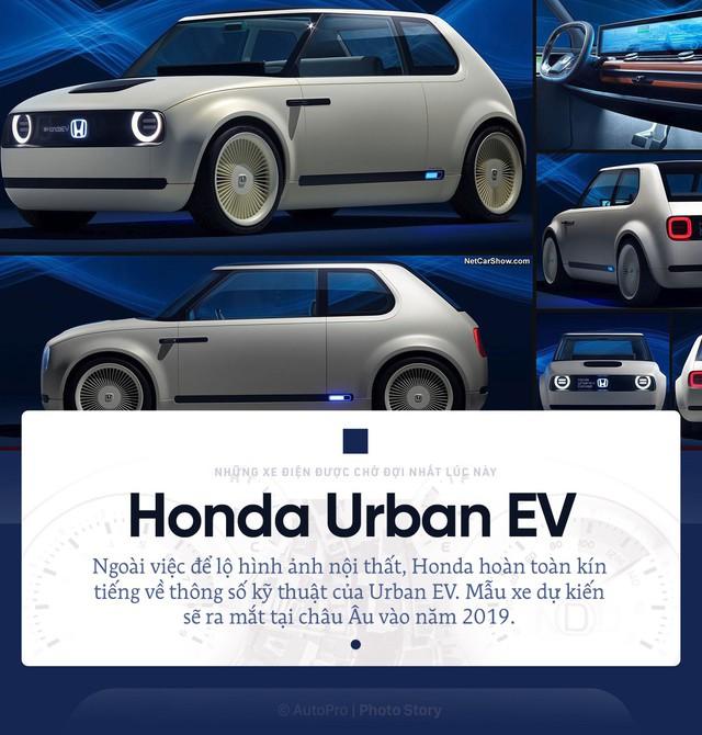 [Photo Story] 9 mẫu xe điện được chờ đợi nhất ở thời điểm hiện tại - Ảnh 6.