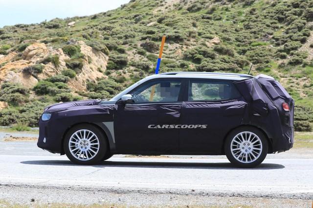 Xe Hàn cạnh tranh Honda CR-V bước sang thế hệ mới: Thiết kế lạ, kén người dùng - Ảnh 2.
