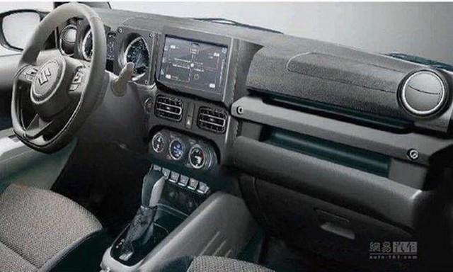 SUV mới của Suzuki tiếp tục lộ ảnh nóng - Ảnh 5.