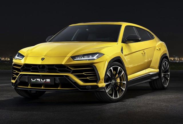 Xe Trung Quốc nhái Lamborghini Urus chính thức ra mắt - Ảnh 3.