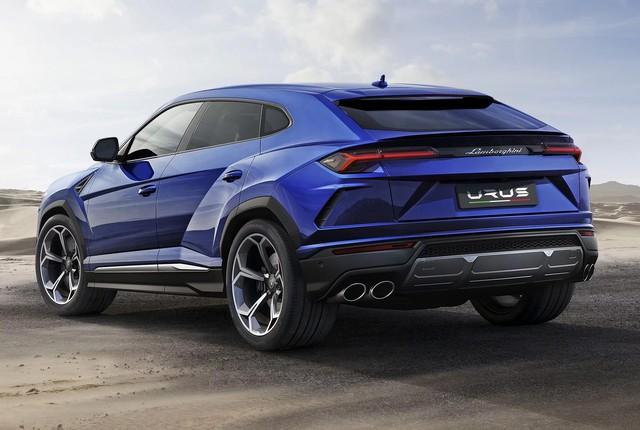 Xe Trung Quốc nhái Lamborghini Urus chính thức ra mắt - Ảnh 7.