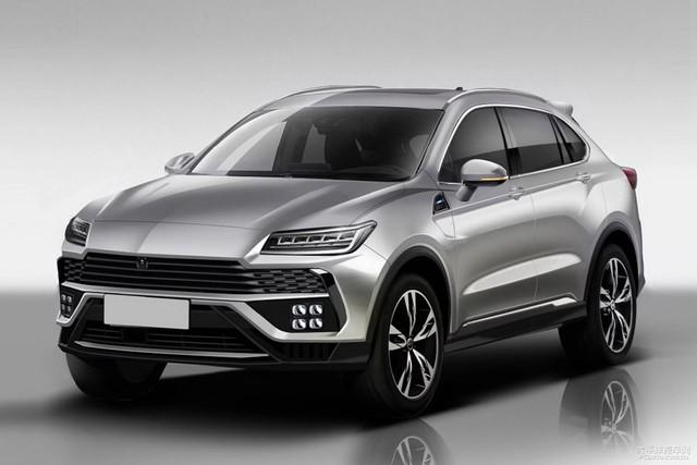 Xe Trung Quốc nhái Lamborghini Urus chính thức ra mắt - Ảnh 4.