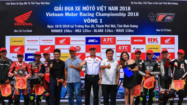 """Honda Việt Nam và câu chuyện """"Bùa đua"""""""