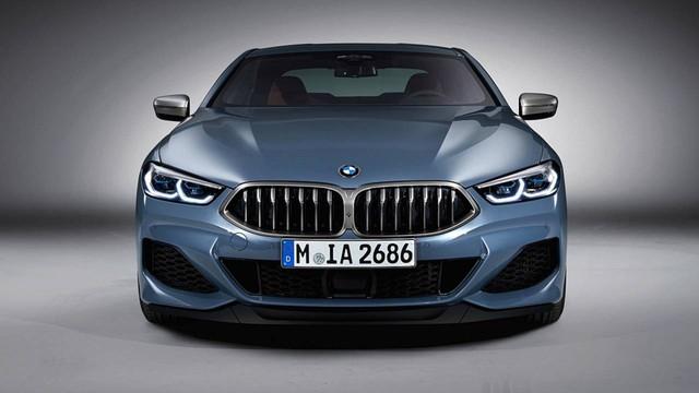 BMW 8-Series đã thay đổi như thế nào so với bản concept? - Ảnh 1.
