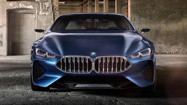 BMW 8-Series đã thay đổi như thế nào so với bản concept? - Ảnh 2.