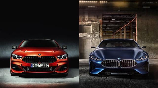 BMW 8-Series đã thay đổi như thế nào so với bản concept?