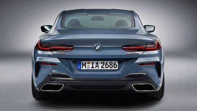 BMW 8-Series đã thay đổi như thế nào so với bản concept? - Ảnh 5.