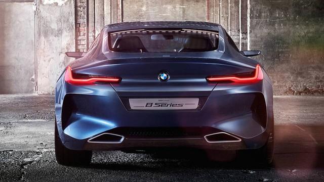 BMW 8-Series đã thay đổi như thế nào so với bản concept? - Ảnh 6.