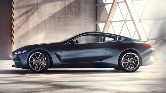 BMW 8-Series đã thay đổi như thế nào so với bản concept? - Ảnh 4.
