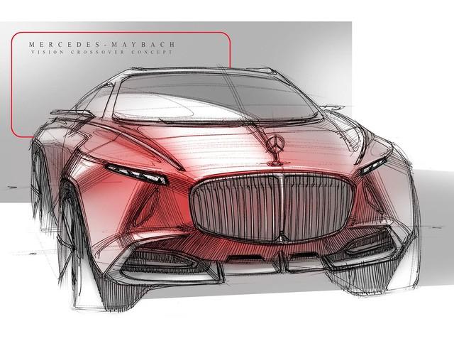 Sẽ thế nào nếu Maybach học theo Audi, BMW làm SUV lai coupe? - Ảnh 2.