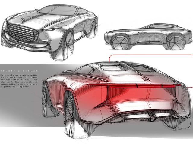 Sẽ thế nào nếu Maybach học theo Audi, BMW làm SUV lai coupe? - Ảnh 4.
