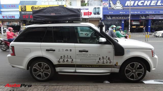 Chi tiết hành trình gần 1 tháng xuyên Việt với dàn xe độ độc đáo của ông chủ Trung Nguyên Legend - Ảnh 2.