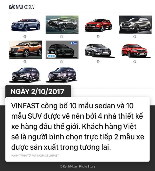 Hành trình tới Paris của xe VINFAST - Niềm hy vọng của xe hơi Việt - Ảnh 3.