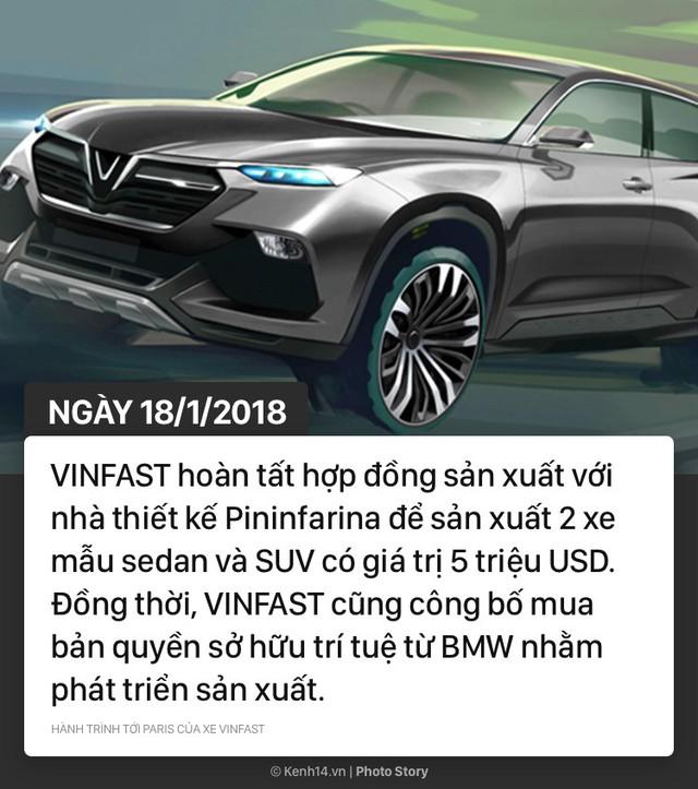 Hành trình tới Paris của xe VINFAST - Niềm hy vọng của xe hơi Việt - Ảnh 7.