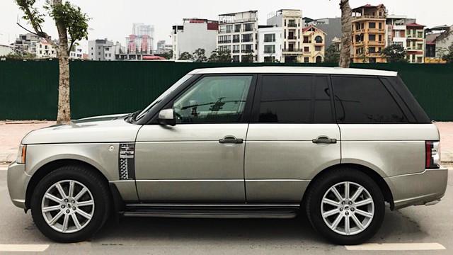 Range Rover Supercharged có giá chưa tới 2 tỷ đồng sau 4 vạn km - Ảnh 23.