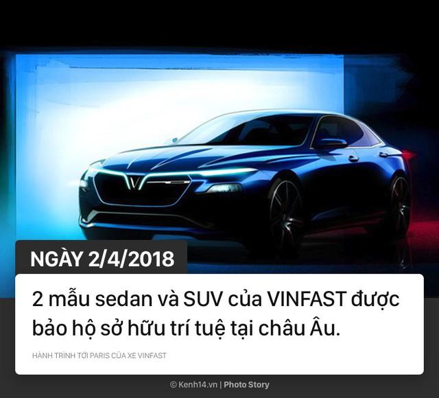 Hành trình tới Paris của xe VINFAST - Niềm hy vọng của xe hơi Việt - Ảnh 8.