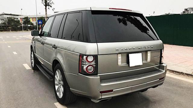 Range Rover Supercharged có giá chưa tới 2 tỷ đồng sau 4 vạn km - Ảnh 3.