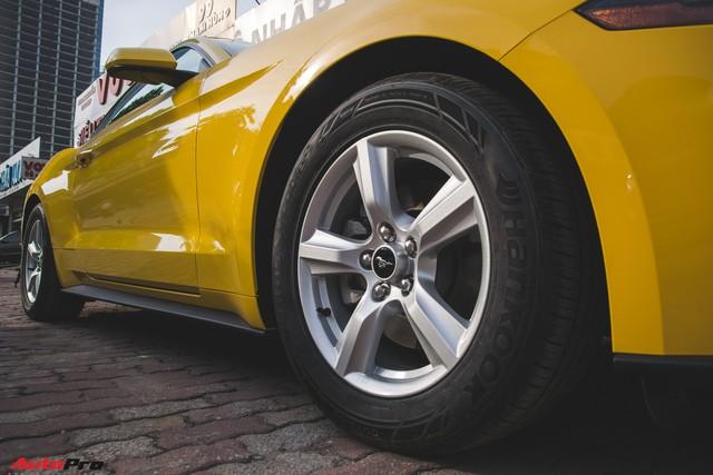 Đại gia Việt chán Ford Mustang 2018 chỉ sau 1.700km, bán lại với giá như mới - Ảnh 9.