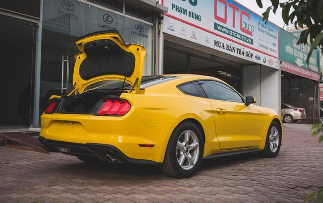 Đại gia Việt chán Ford Mustang 2018 chỉ sau 1.700km, bán lại với giá như mới - Ảnh 8.