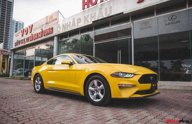 Đại gia Việt chán Ford Mustang 2018 chỉ sau 1.700km, bán lại với giá như mới - Ảnh 6.