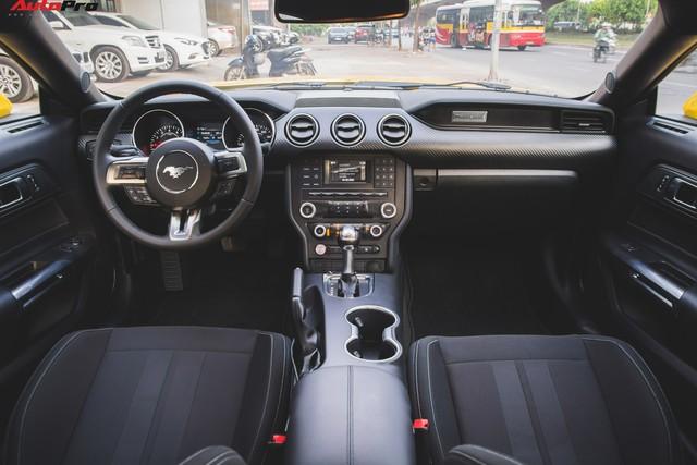 Đại gia Việt chán Ford Mustang 2018 chỉ sau 1.700km, bán lại với giá như mới - Ảnh 12.