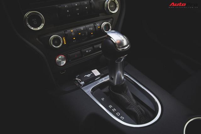 Đại gia Việt chán Ford Mustang 2018 chỉ sau 1.700km, bán lại với giá như mới - Ảnh 11.