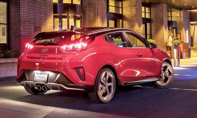 Veloster - Xe bán ít nhưng là người hùng thầm lặng của Hyundai - Ảnh 2.