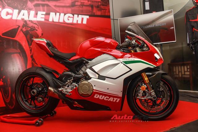 Ducati Panigale V4 Speciale đầu tiên châu Á về tay đại gia Việt Nam - Ảnh 9.