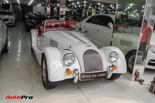 Khám phá Morgan Plus 4 - Xe Anh Quốc cho đại gia Việt thích đồ cổ - Ảnh 4.