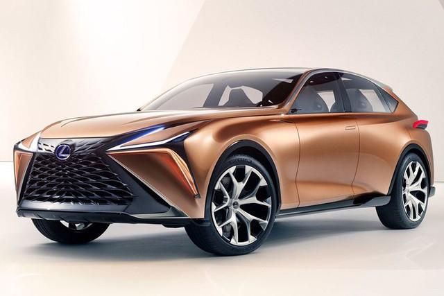 Lexus dự định làm gì với nhóm tên LM? - Ảnh 2.