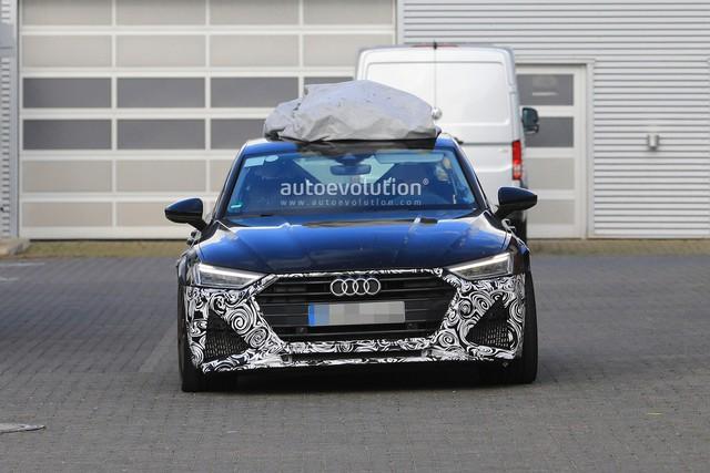 Audi mang RS7 Sportback 2019 mới tới Nurburgring chạy thử - Ảnh 3.