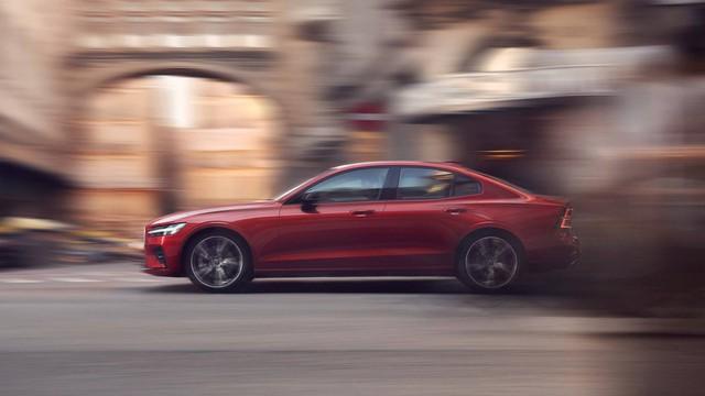 Ra mắt Volvo S60 2019 - Đối trọng của Mercedes-Benz C-Class - Ảnh 5.