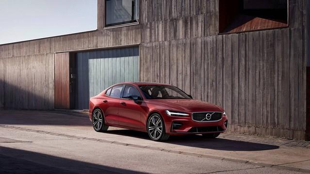 Ra mắt Volvo S60 2019 - Đối trọng của Mercedes-Benz C-Class - Ảnh 2.