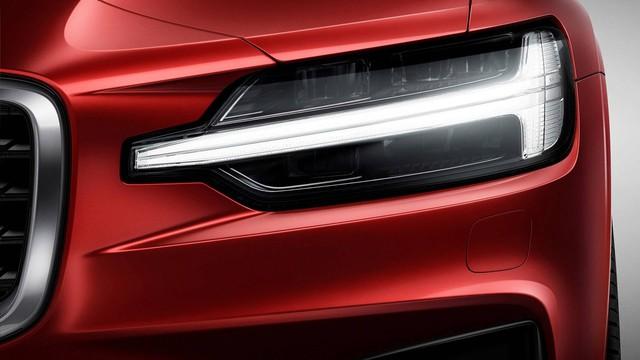 Ra mắt Volvo S60 2019 - Đối trọng của Mercedes-Benz C-Class - Ảnh 22.