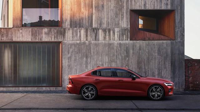 Ra mắt Volvo S60 2019 - Đối trọng của Mercedes-Benz C-Class