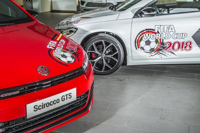 Tranh thủ mùa World Cup, Volkswagen tặng 40 triệu đồng cho khách mua xe Scirocco - Ảnh 4.