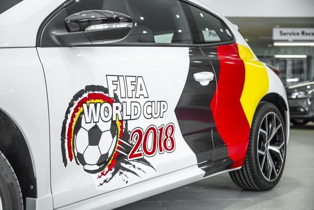 Tranh thủ mùa World Cup, Volkswagen tặng 40 triệu đồng cho khách mua xe Scirocco - Ảnh 1.