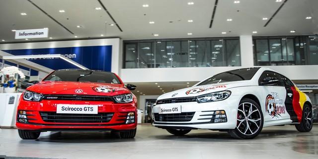 Tranh thủ mùa World Cup, Volkswagen tặng 40 triệu đồng cho khách mua xe Scirocco - Ảnh 2.
