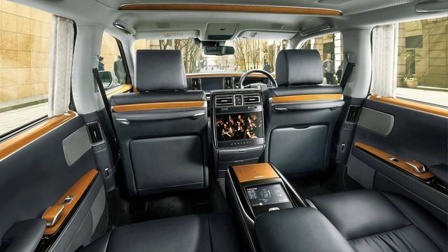 Toyota Century 2018 công bố giá bán, đắt gấp rưỡi BMW 8-Series - Ảnh 5.