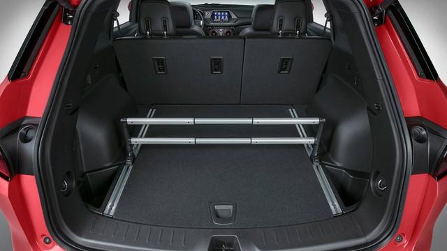 Chevrolet chính thức hồi sinh Blazer – nguyên bản của Trailblazer - Ảnh 5.