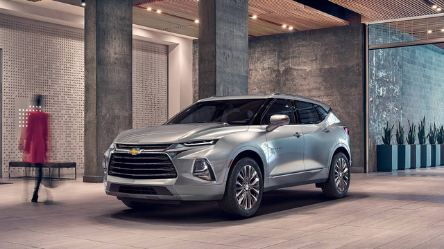 Chevrolet chính thức hồi sinh Blazer – nguyên bản của Trailblazer - Ảnh 2.