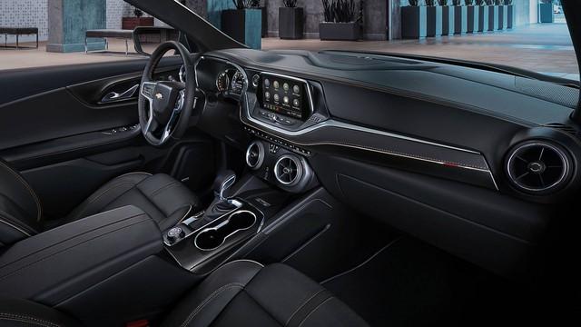 Chevrolet chính thức hồi sinh Blazer – nguyên bản của Trailblazer - Ảnh 4.