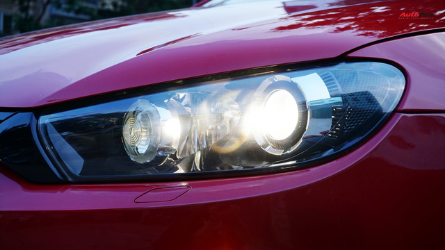 Sau 7 năm, mẫu xe thể thao hatchback Volkswagen Scirocco có giá 550 triệu đồng - Ảnh 2.