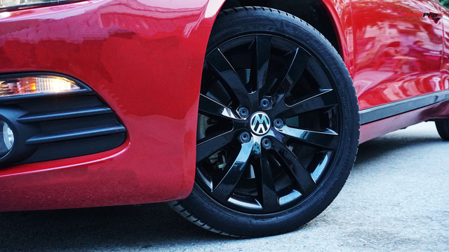 Sau 7 năm, mẫu xe thể thao hatchback Volkswagen Scirocco có giá 550 triệu đồng - Ảnh 5.