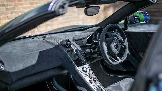Lớp sơn trên chiếc siêu xe McLaren này còn đắt hơn cả xe Honda - Ảnh 4.