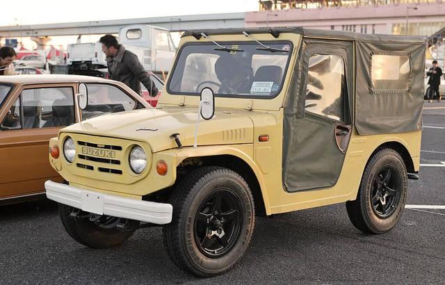 Hành trình kỳ diệu của Suzuki Jimny - tiểu G-Class sắp bước ra ánh sáng - Ảnh 2.