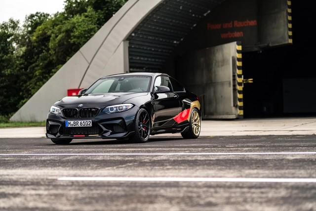 BMW phát sốt vì World Cup, ra mắt M2 đặc biệt cổ vũ tuyển Đức - Ảnh 1.
