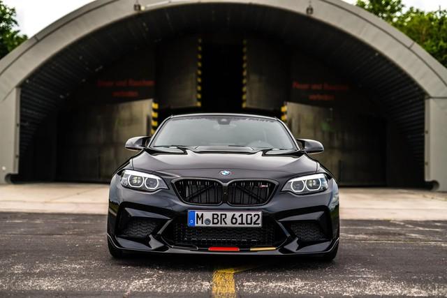 BMW phát sốt vì World Cup, ra mắt M2 đặc biệt cổ vũ tuyển Đức - Ảnh 3.
