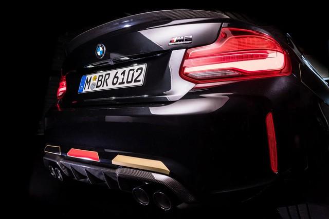 BMW phát sốt vì World Cup, ra mắt M2 đặc biệt cổ vũ tuyển Đức - Ảnh 2.